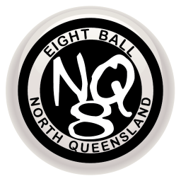 Eight Ball North Queensland Logo